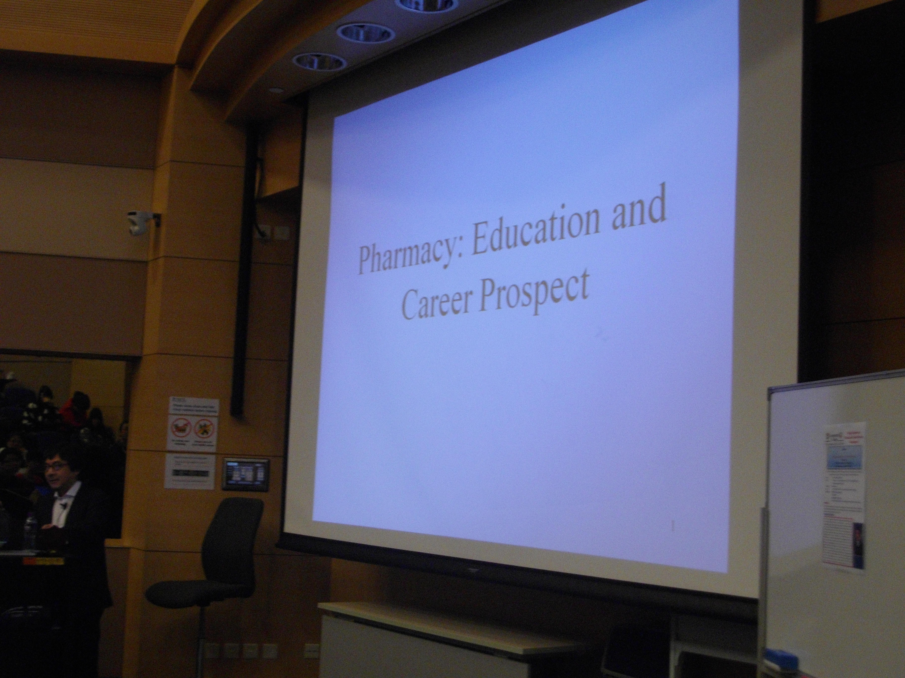 Seminar on Pharmacy: Education and Career Prospects - Photo - 19