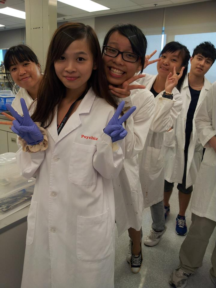 Internship Training Programme (Laboratories of the Department of Psychiatry, Faculty of Medicine, HKU) - Photo - 1