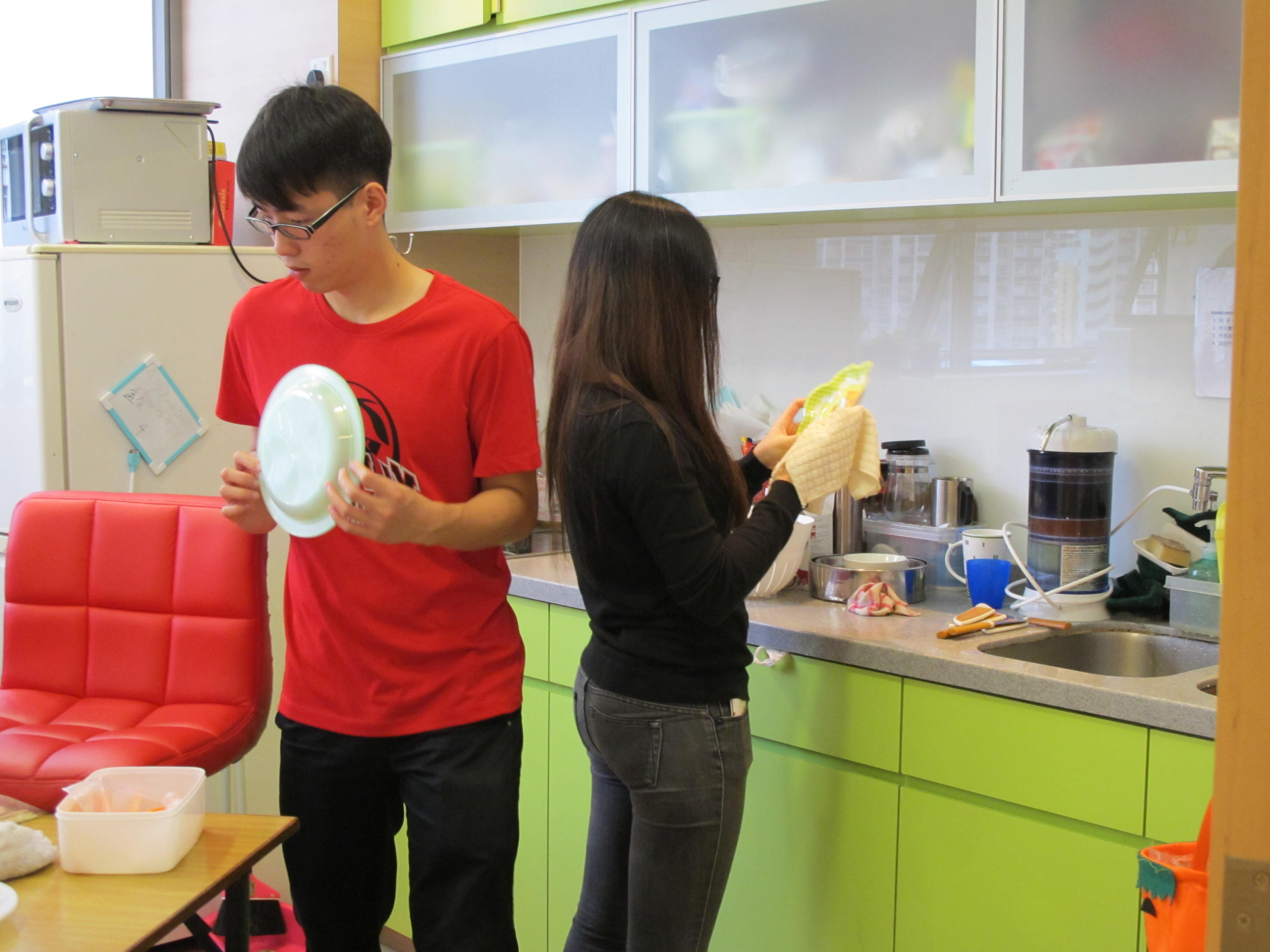 United Christian Nethersole Community Health Service Project -- 餐餐智慳嚐有營 - Photo - 21