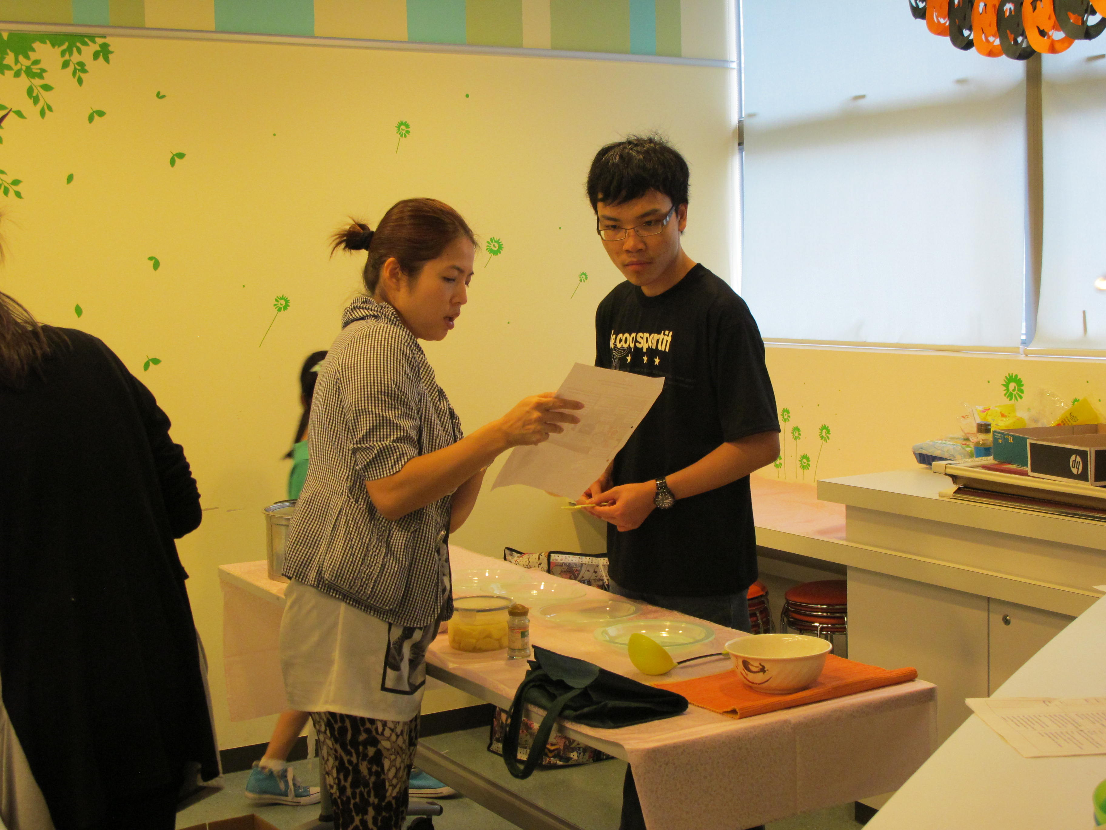 United Christian Nethersole Community Health Service Project -- 餐餐智慳嚐有營 - Photo - 23