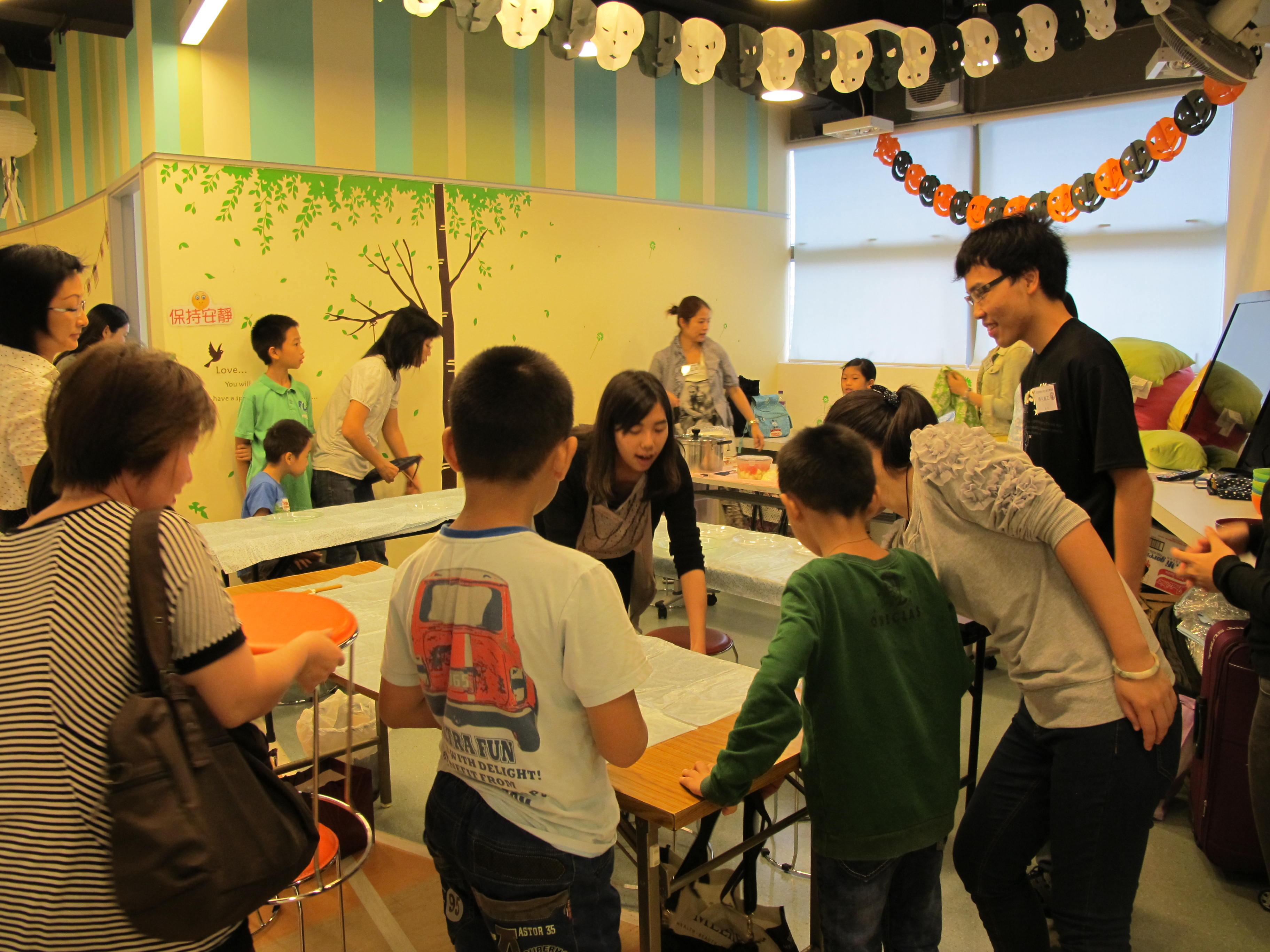 United Christian Nethersole Community Health Service Project -- 餐餐智慳嚐有營 - Photo - 29