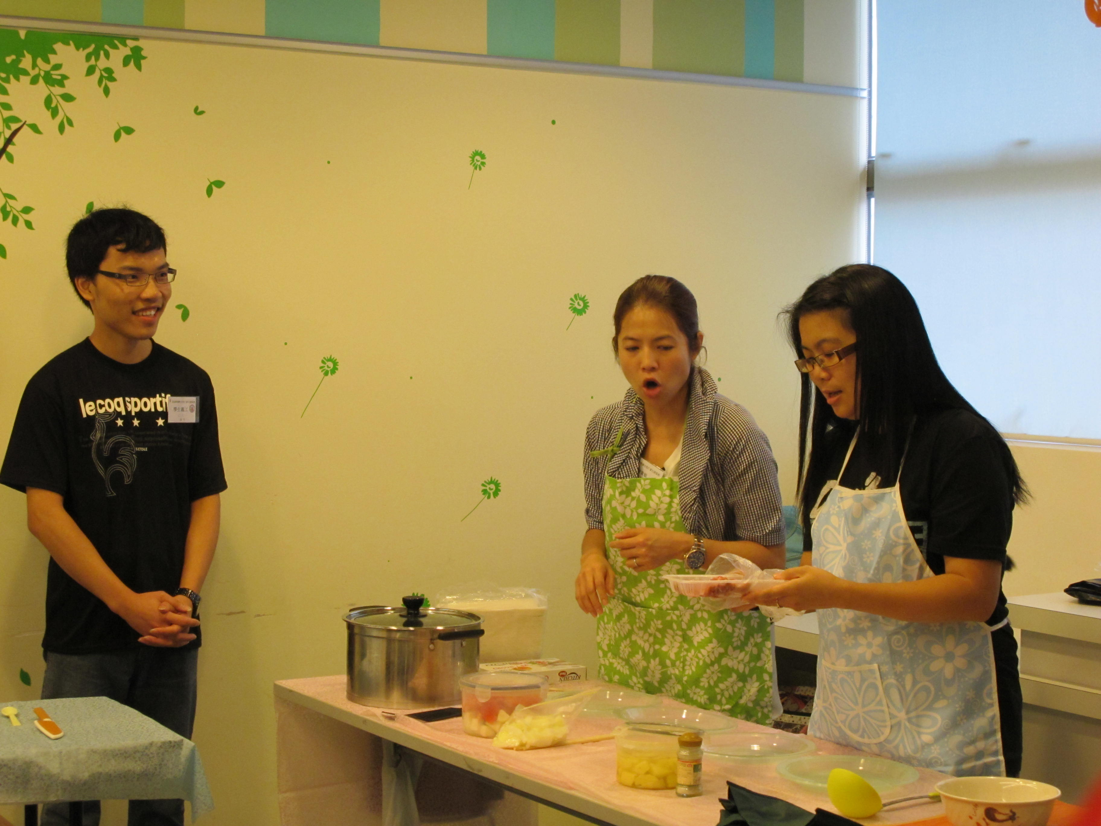 United Christian Nethersole Community Health Service Project -- 餐餐智慳嚐有營 - Photo - 31