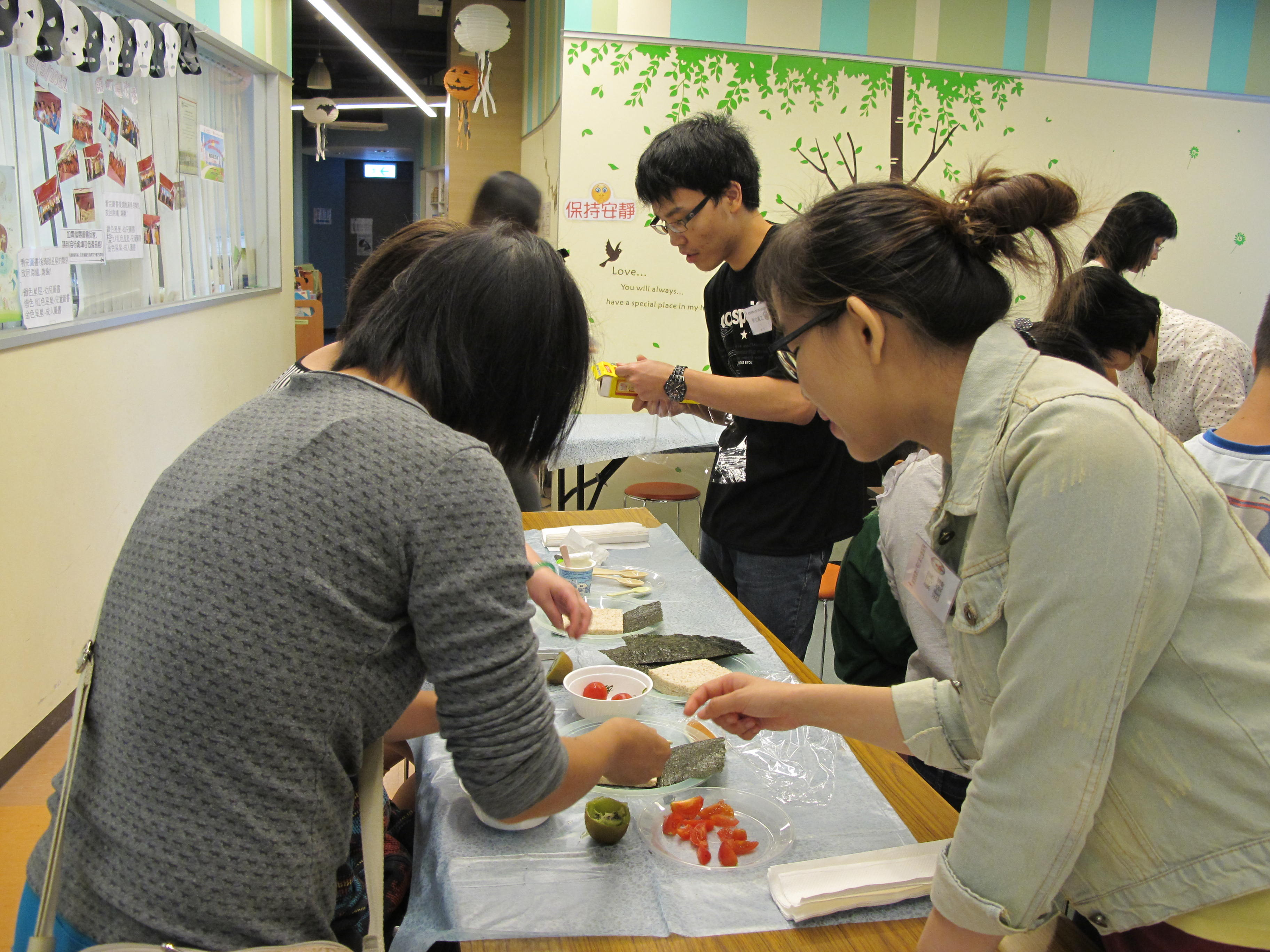 United Christian Nethersole Community Health Service Project -- 餐餐智慳嚐有營 - Photo - 41