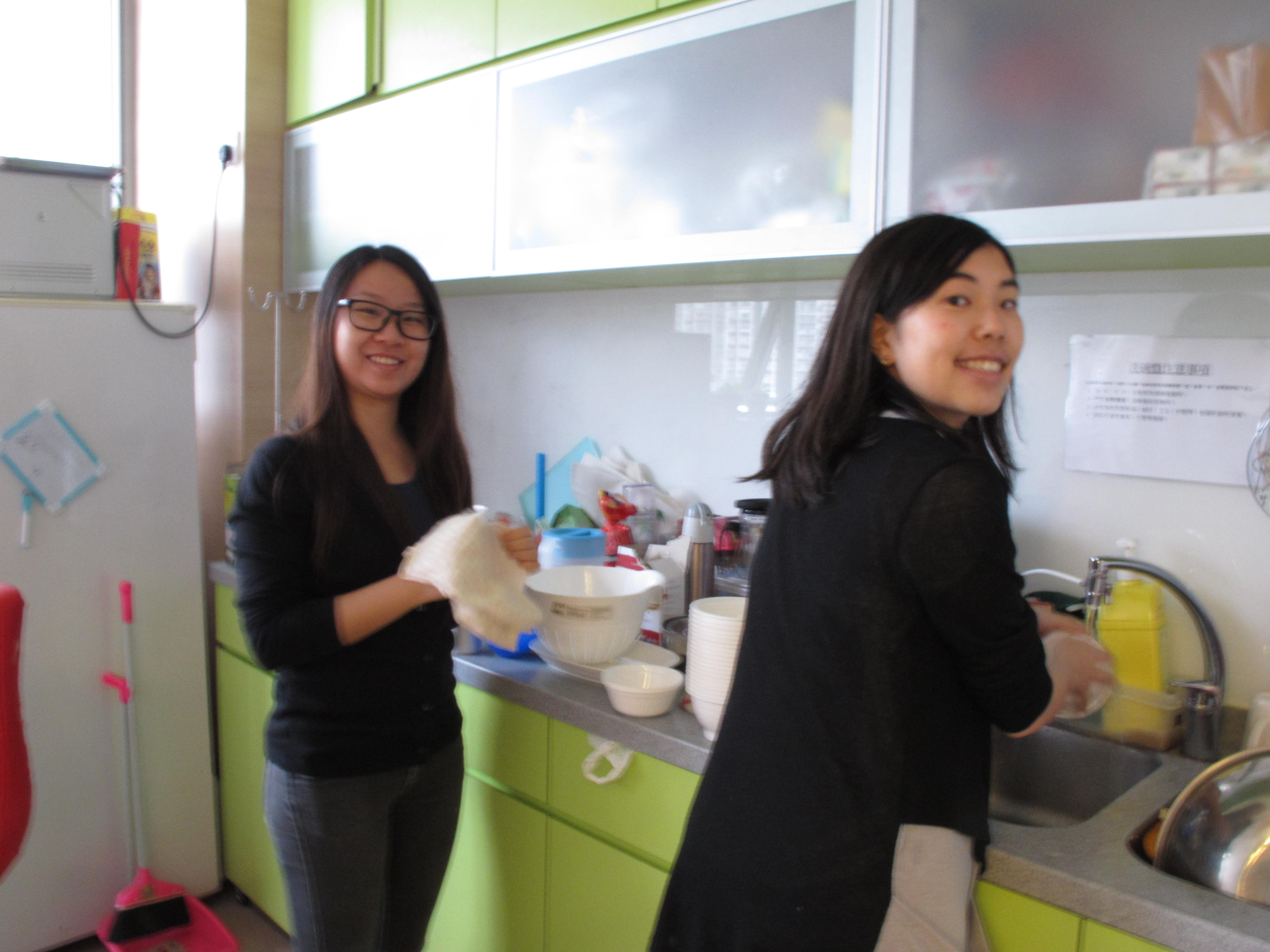 United Christian Nethersole Community Health Service Project -- 餐餐智慳嚐有營 - Photo - 9