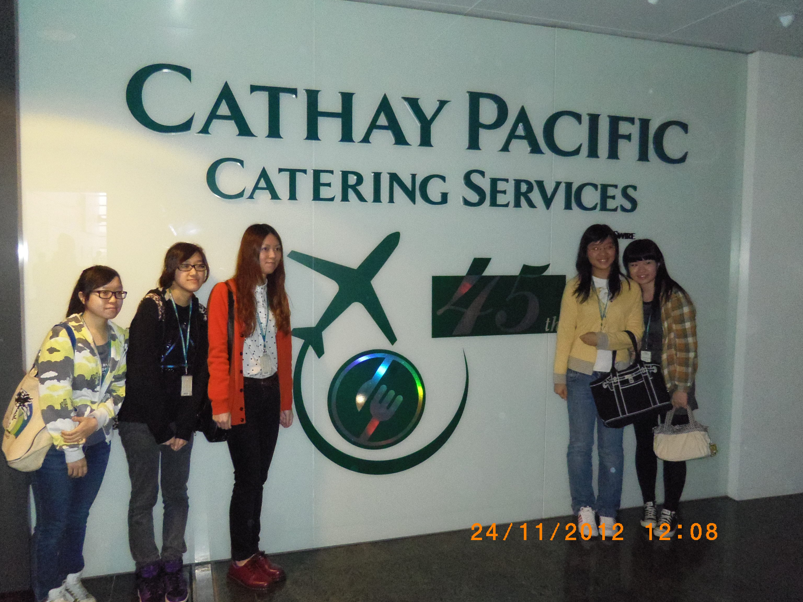 Visit to Cathay Pacific Catering Services in Tung Chung - Photo - 5