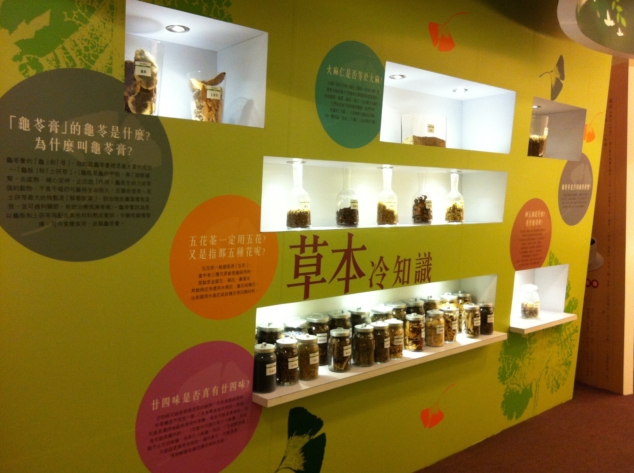 Visit to Hung Fook Tung Herbal Tea Cultural Museum in Tsuen Wan - Photo - 15