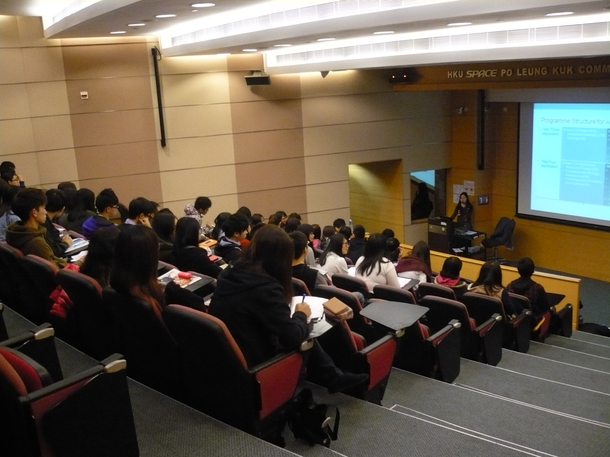 Seminar on the BSc in Applied Science (Biology & Chemistry) / (Environmental Studies) Programmes (OUHK) - Photo - 3