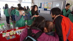 Volunteering in the Hong Kong Special Olympic Healthy Athletes Programme, Health Promotion - Photo - 11
