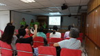 Outreach project – Organizing nutrition talk in community center - Photo - 1