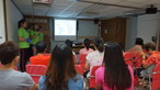 Outreach project – Organizing nutrition talk in community center - Photo - 7