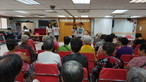 Outreach project – Organizing nutrition talk in community center - Photo - 35