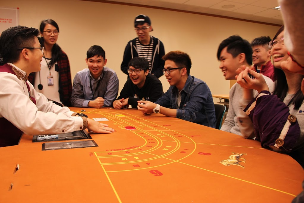 Macau Gambling Counselling Study Tour - Photo - 5
