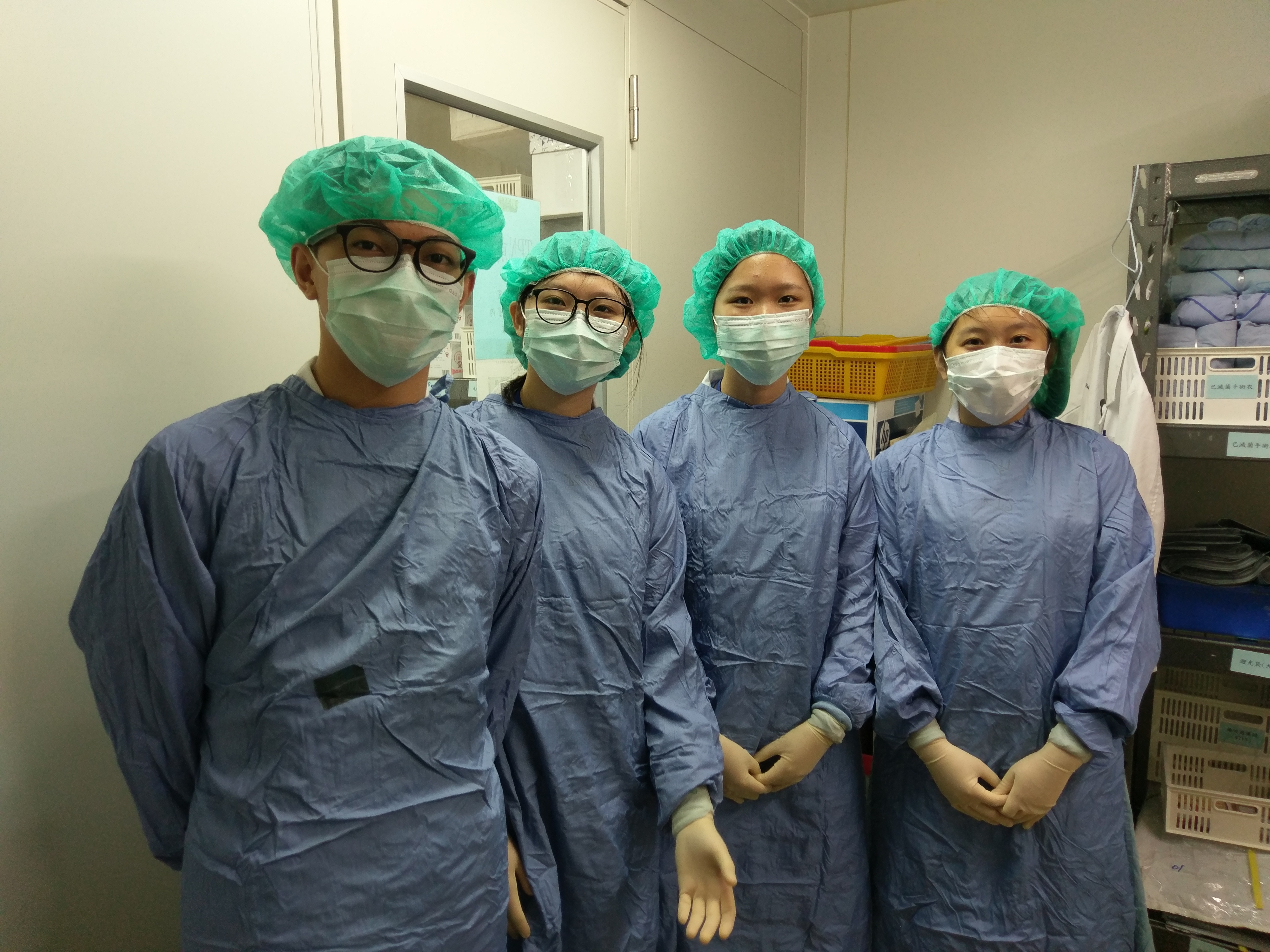 2016 Overseas Learning Experience in Chung Shan Medical University Hospital (Taiwan) - Photo - 3