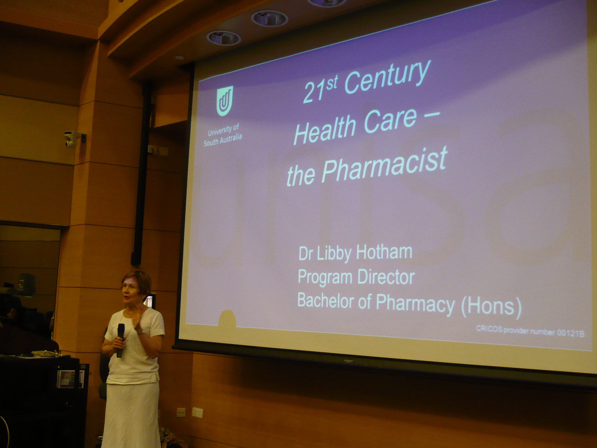 "Seminar on ""21st Century Health Care – the Pharmacist"" - Photo - 3"