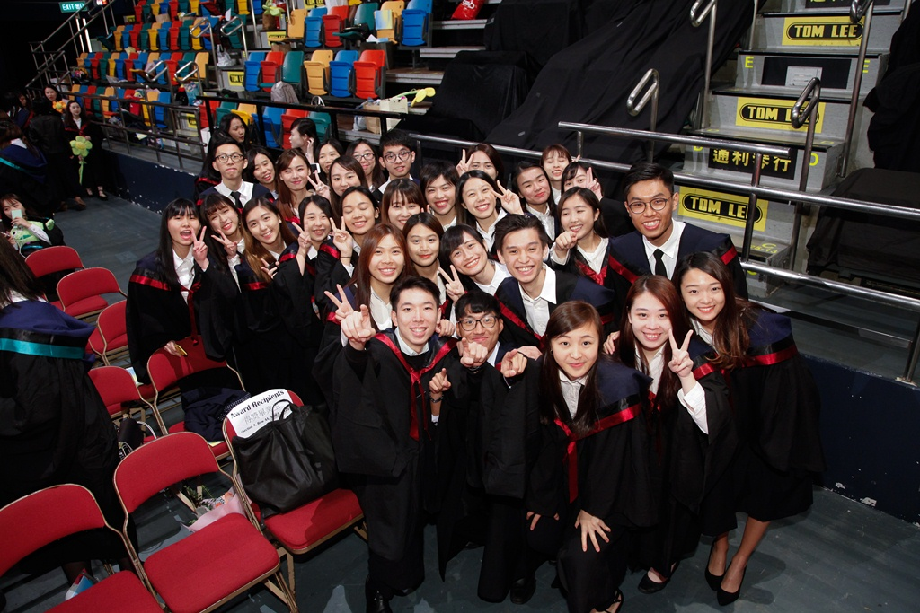 HPSHCC - The 9th Graduation Ceremony	 - Photo - 3