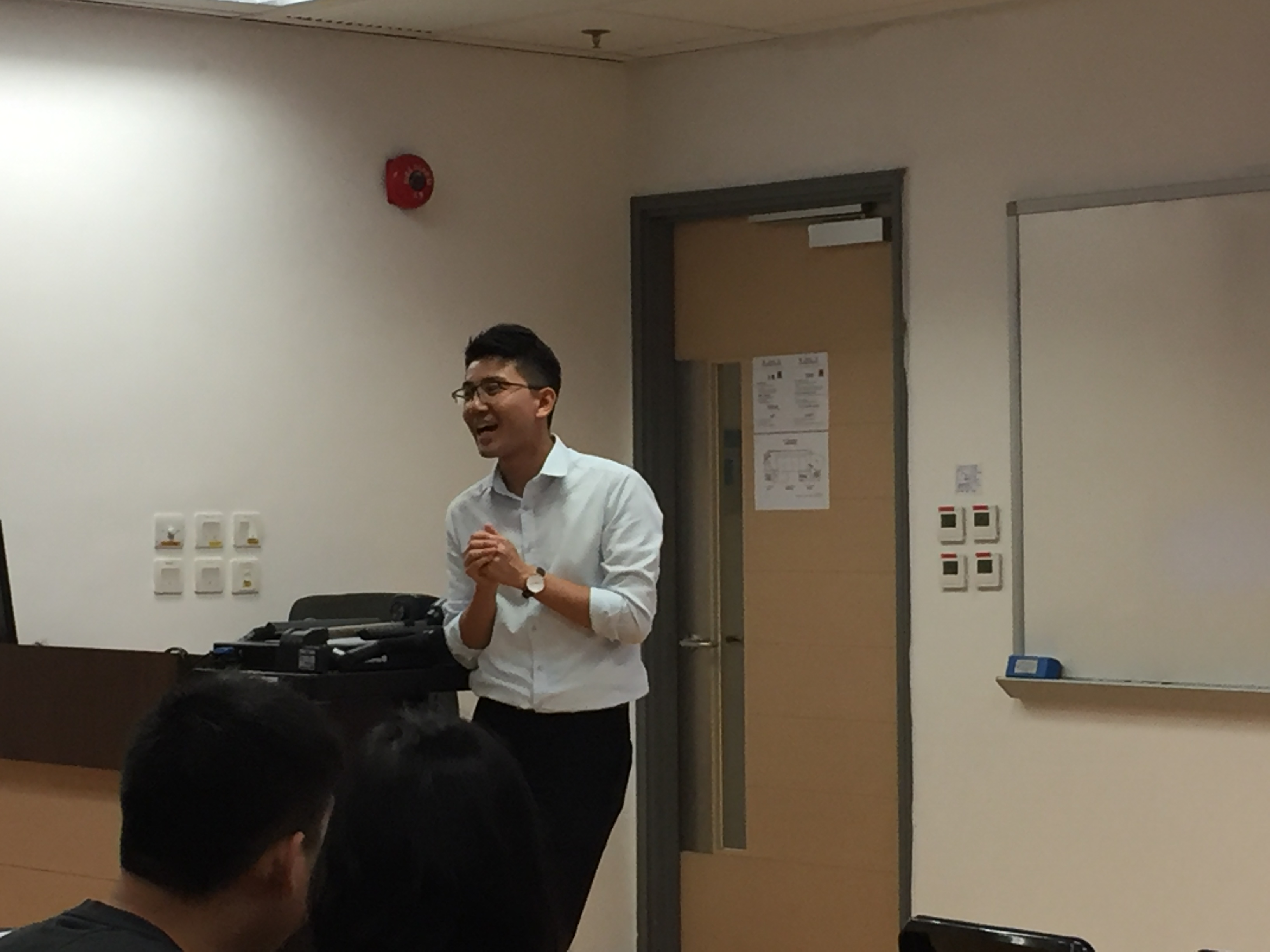 Career talk by Quality HealthCare - Photo - 5