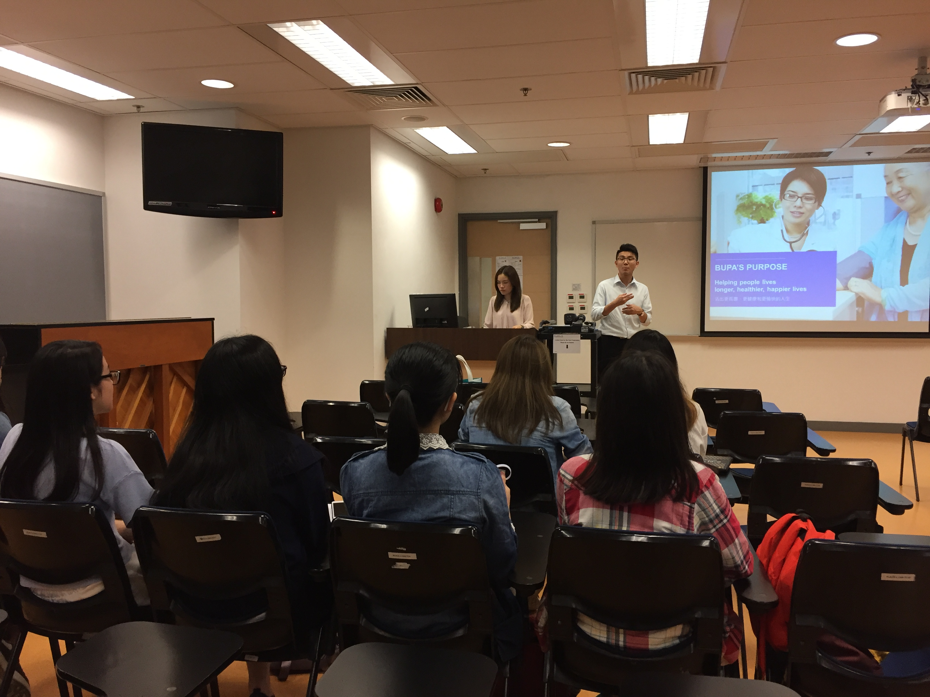 Career talk by Quality HealthCare - Photo - 3