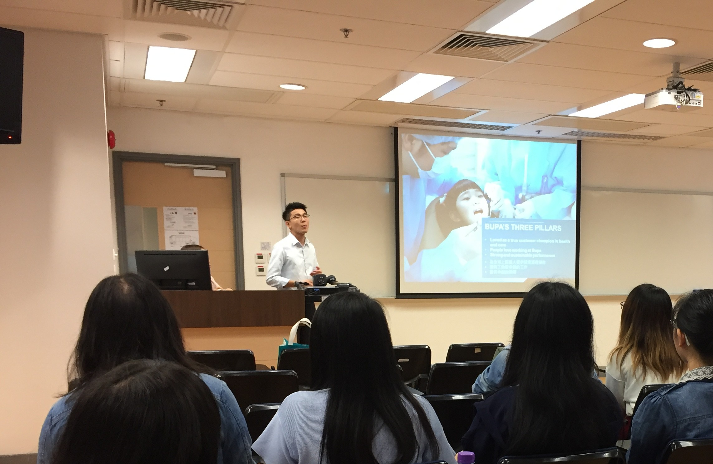 Career talk by Quality HealthCare - Photo - 1