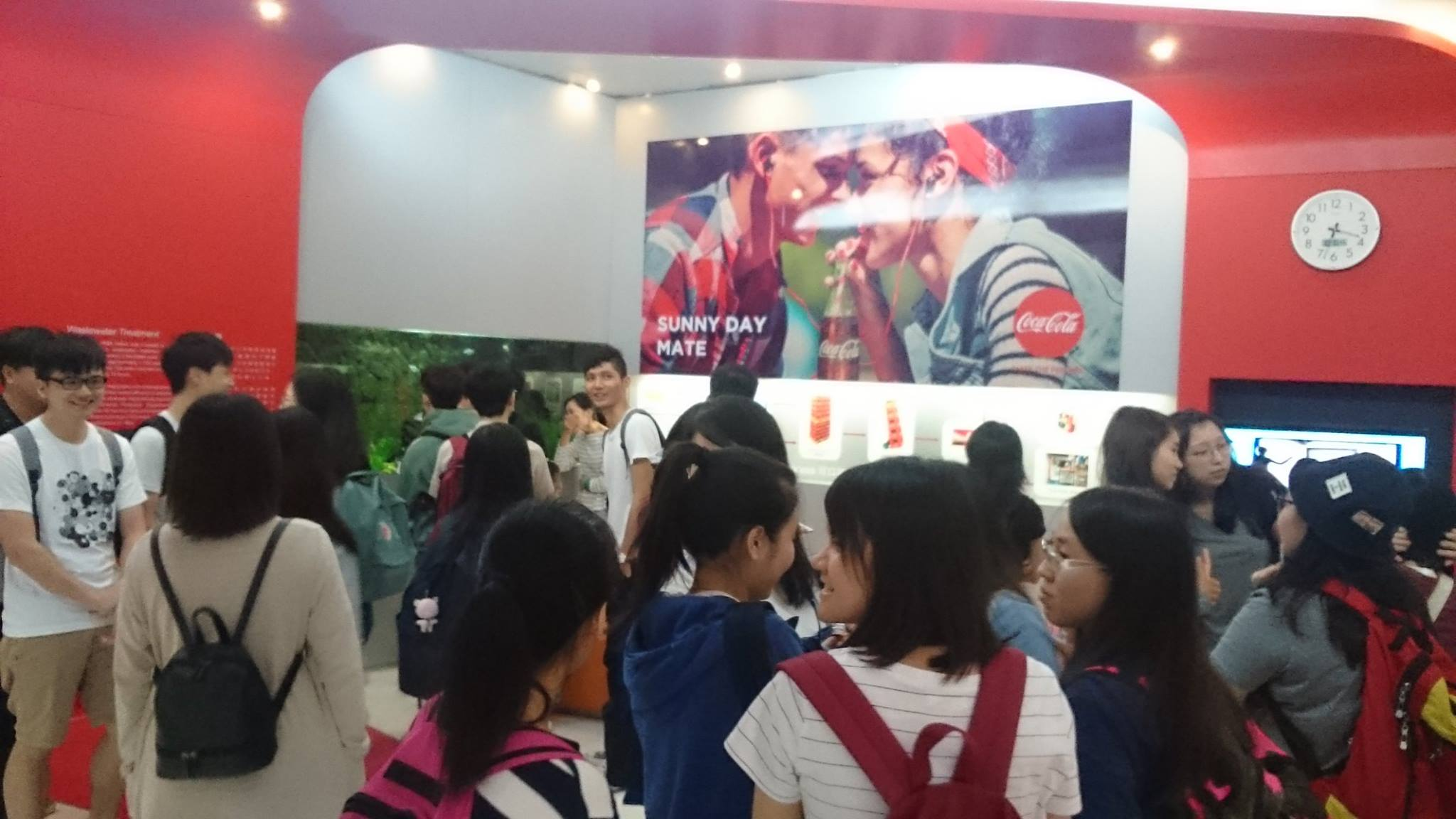 Visit to Swire Coca Cola HK 2017 - Photo - 5