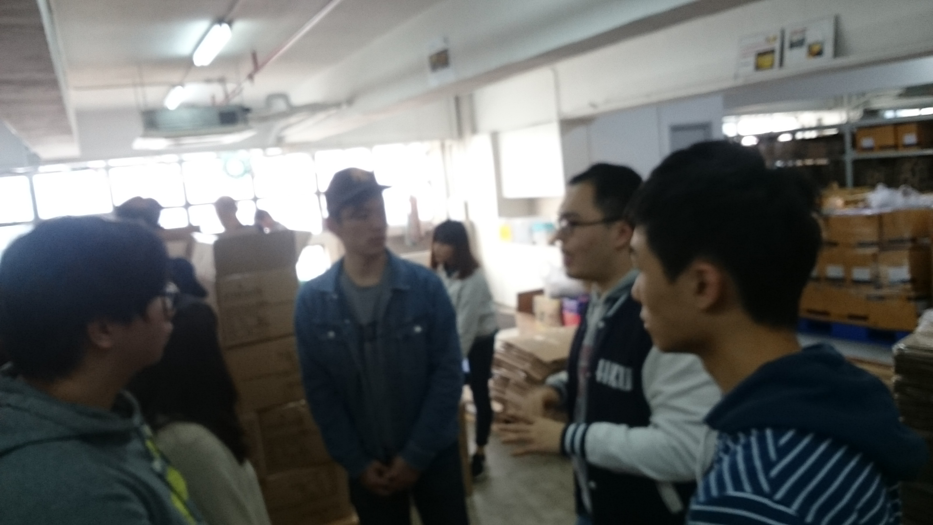 Food Drive and Visit to Feeding HK 2017  - Photo - 15