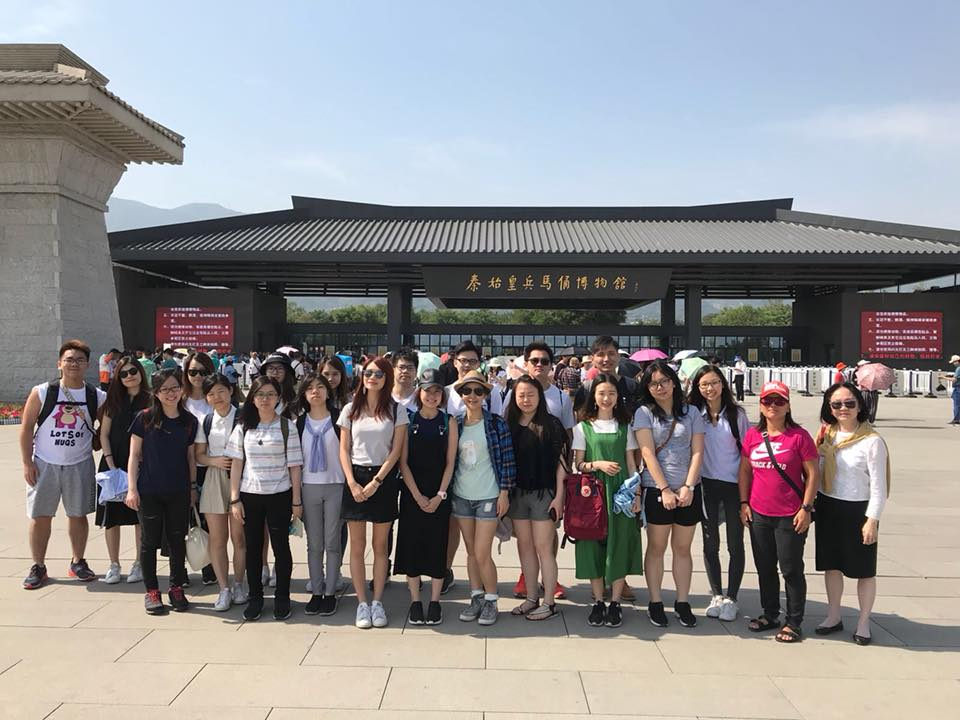 Food Science and Technology Study Tour in Xian, China 2018 - Photo - 31