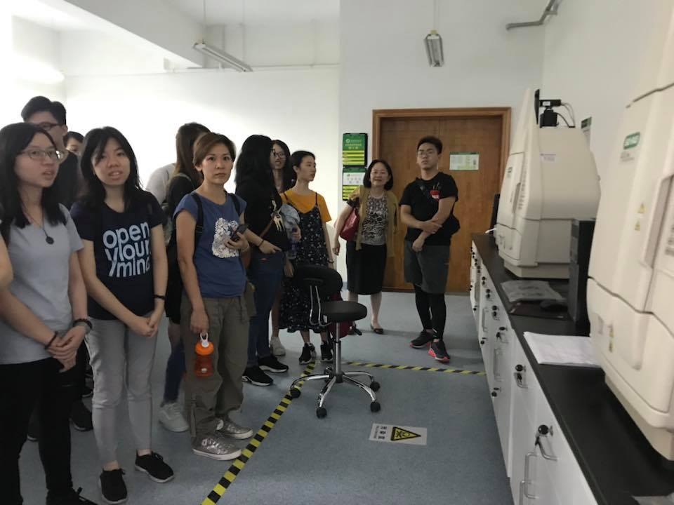 Food Science and Technology Study Tour in Xian, China 2018 - Photo - 15
