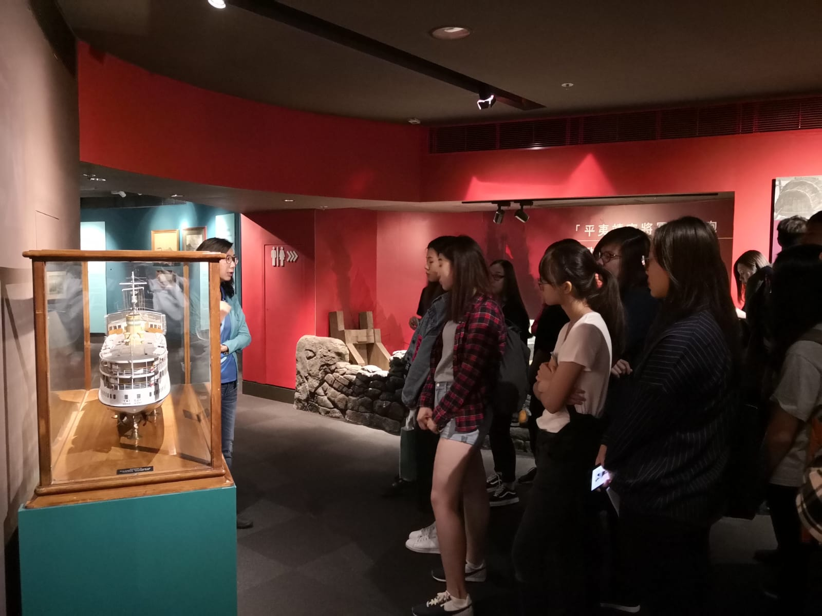 Visit to Hong Kong Maritime Museum - Photo - 5