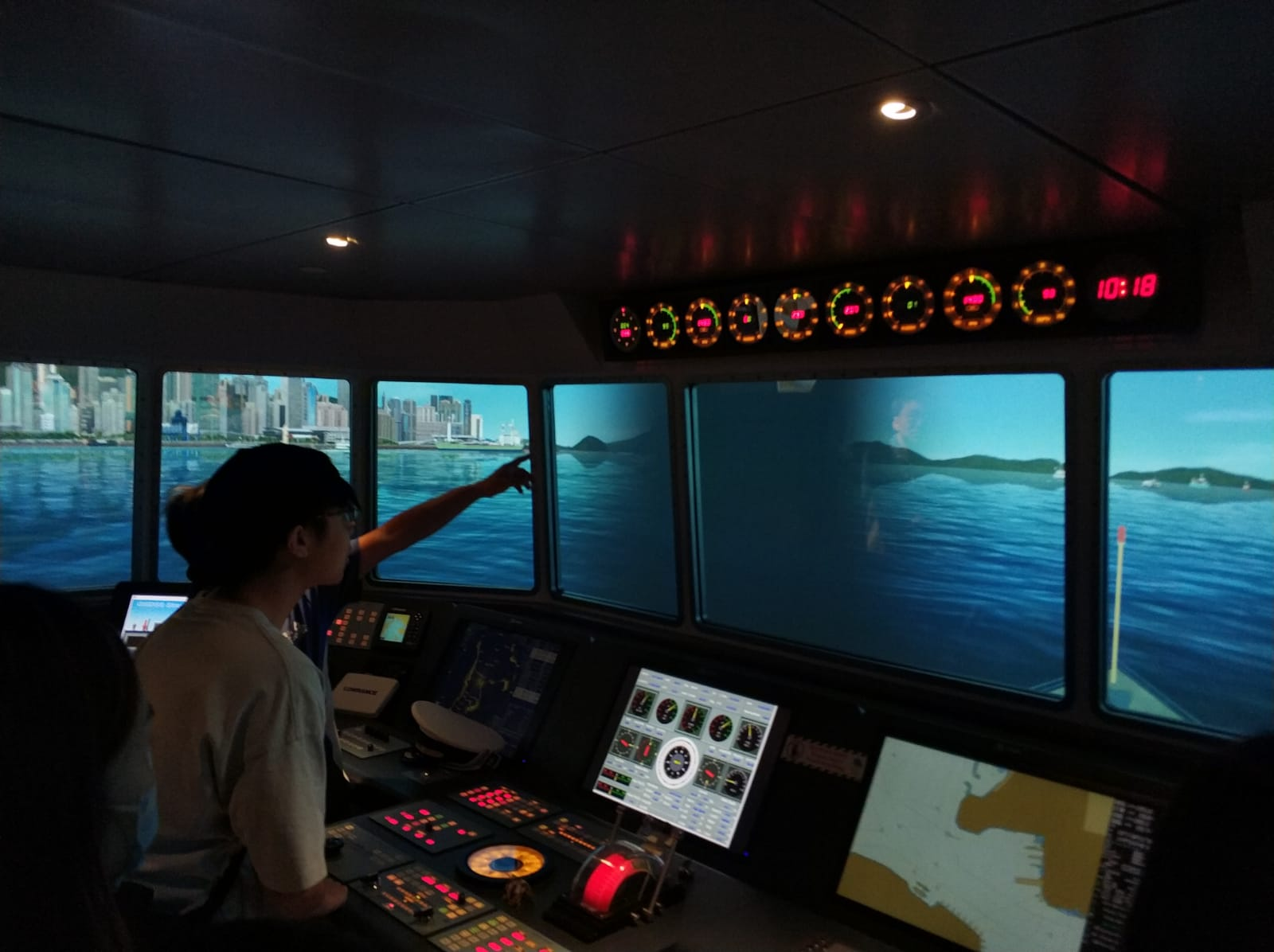 Visit to Hong Kong Maritime Museum - Photo - 7