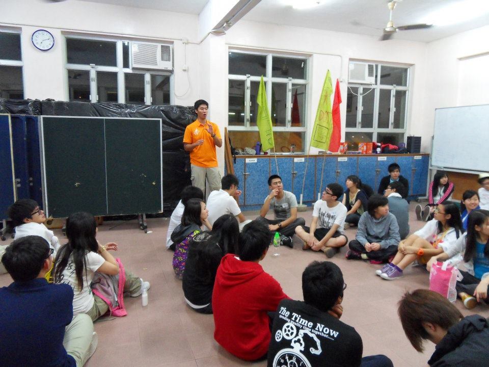"""The Best You Bet"" Leadership Training Camp for Foundation Year Students - Photo - 11"